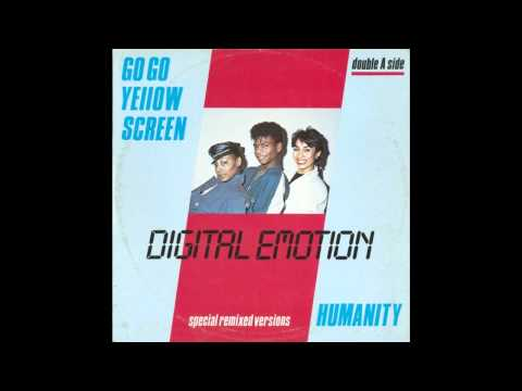 Digital Emotion - Go Go Yellow Screen (Extended Version)