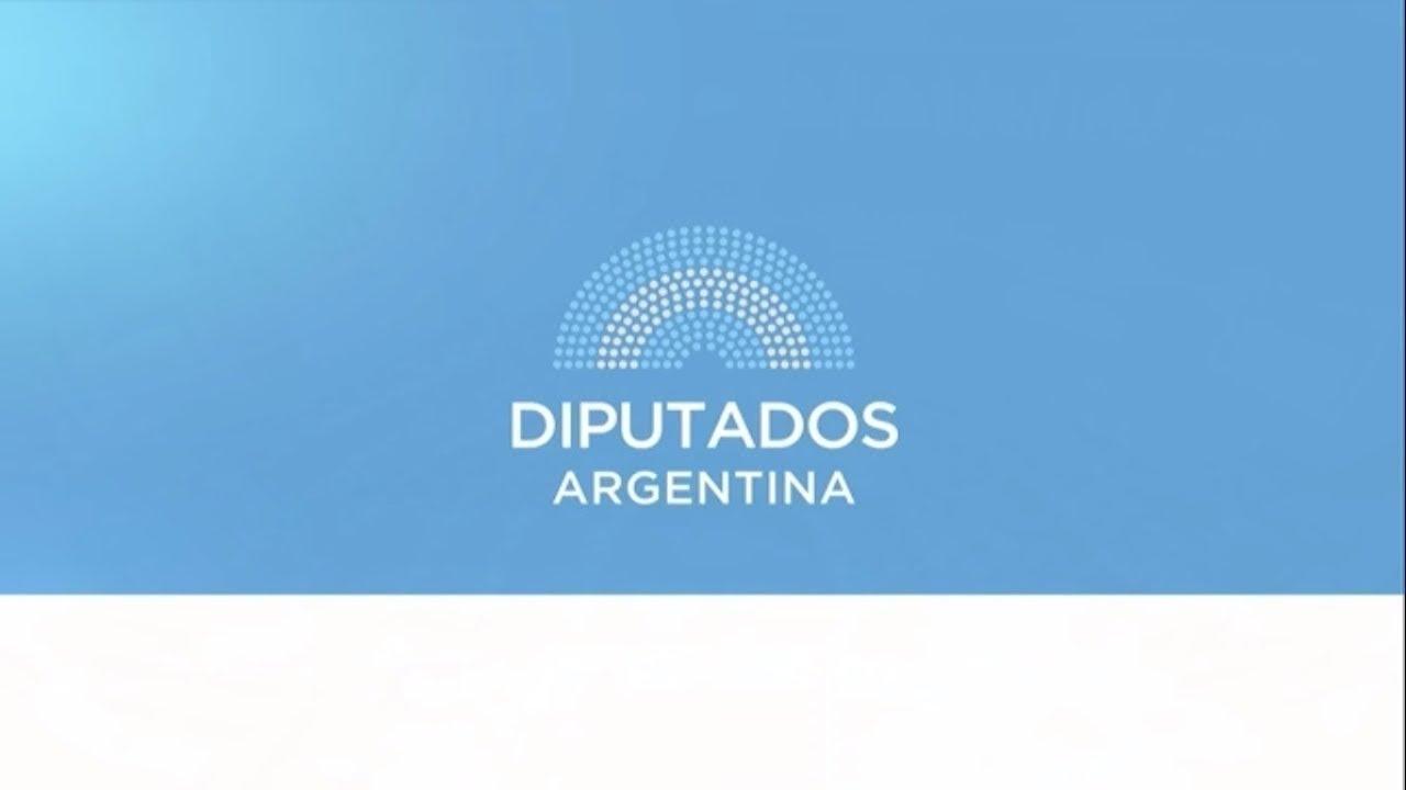 Diputados recibe el informe del Jefe de Gabinete Santiago Cafiero