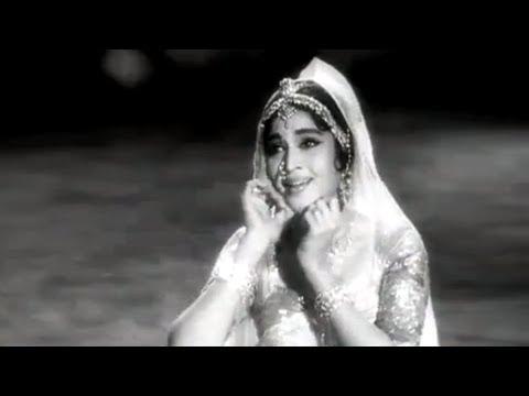 Aa Bhi Ja Rasiya - Classic Romantic Song - Phoolon Ki Sej - Vyjantimala, Manoj Kumar & Mehmood -