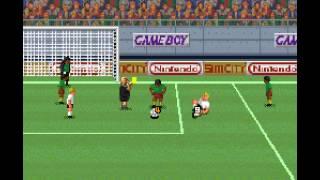 SNES Longplay [259] Super Soccer