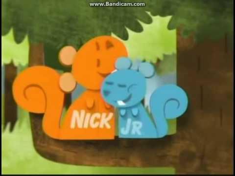 Nick Jr Hippos 2000 Nick Jr Hippo Youtube