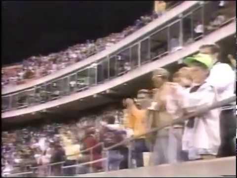 Texas Rangers -  Arlington Stadium history 1972-1993