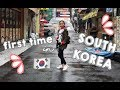 Vlog #5: First time in South Korea!!! Day 1 in Seoul, South Korea | Jasmine Mae