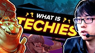 What is Techies? How EG Weaponized Dota