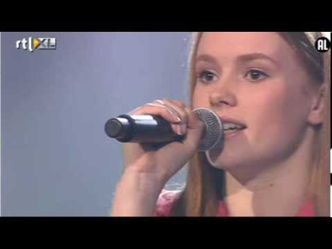 Isabel - Unconditionally (The Voice Kids 2014: Finale)