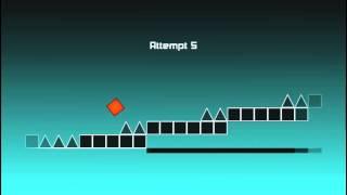 The impossible game Live   Level 4   Nunca había llegado tan lejos