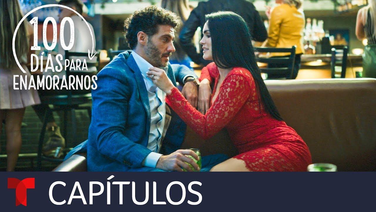 100 Dias Para Enamorarnos Capitulo 3 Telemundo Novelas Youtube