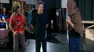 Tim Curry - Spamalot REHEARSALS !! - Original London Cast