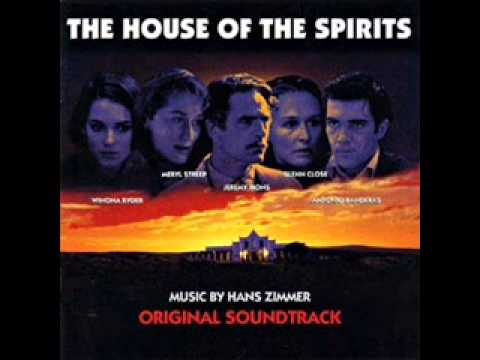 Soundtrack the house of spirits full score hans zimmer for Zimmer soundtrack