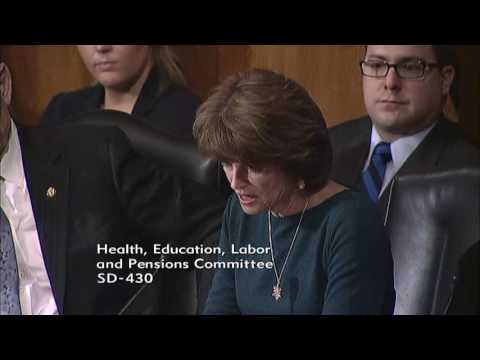 Sen. Lisa Murkowski Speaks on Secretary of Education Nomination