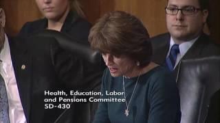 Sen. Lisa Murkowski Speaks on Secretary of Education Nomination
