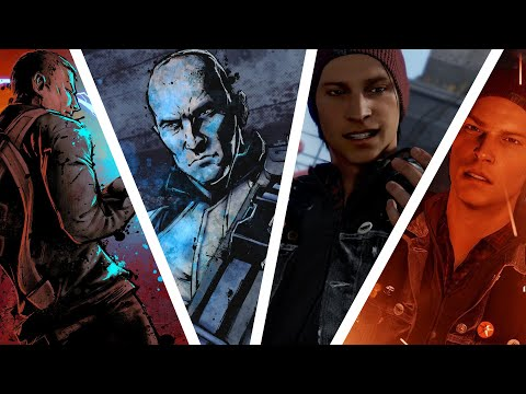 Infamous Saga | Good Karma - Full Game Movie