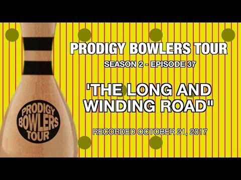 """PRODIGY BOWLERS TOUR -- 10-21-2017 -- """"The Long and Winding Road"""""""