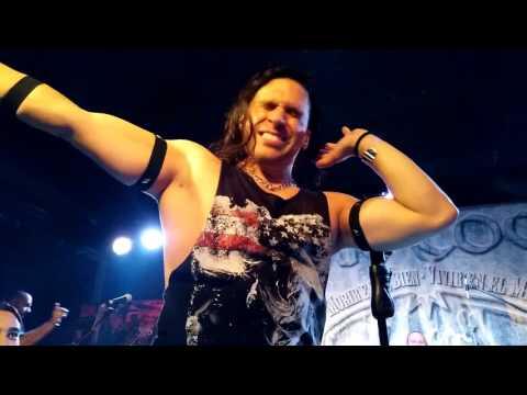 Saratoga - Heavy Metal - Sala Doka (Donosti)