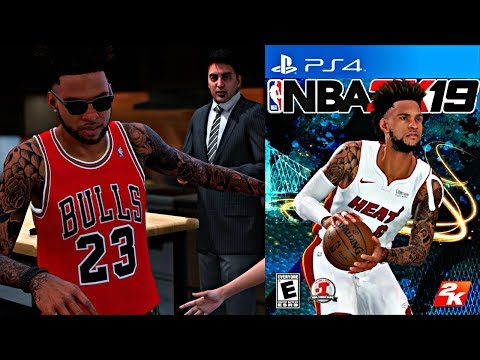 MEETING UP WITH RONNIE2K AND BECOMING THE NBA 2K19 COVER ATHLETE! - NBA 2K18 MyCAREER