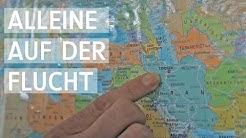 Alleine auf der Flucht | Junge Flüchtlinge in Deutschland
