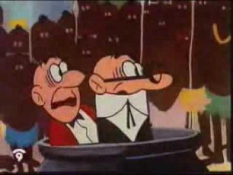 Trailer do filme Mortadelo E Salaminho - Agentes Quase Secretos