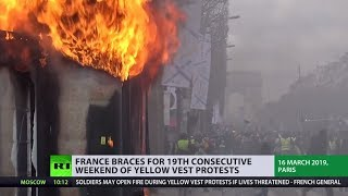 Soldiers may be allowed to 'open fire' if lives put at risk by Yellow Vests - military