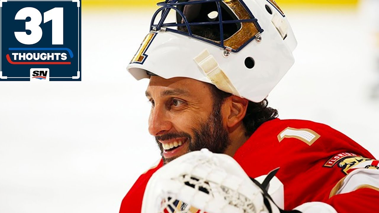 The Puck Report Today In Nhl History Luongo S Playoff Poop