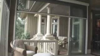 Lorge Fabrication Retractable Screen Doors Product Line Video