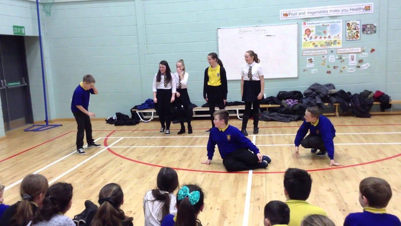 St Timothy's Primary School, Coatbridge - P7's Drama ...