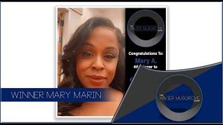 Professor's Wallet | Winner Mary Martin