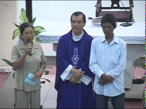 Video 2 bai giang kinh long thuong xot chua tai gx bac doan ngay 04 04 2011