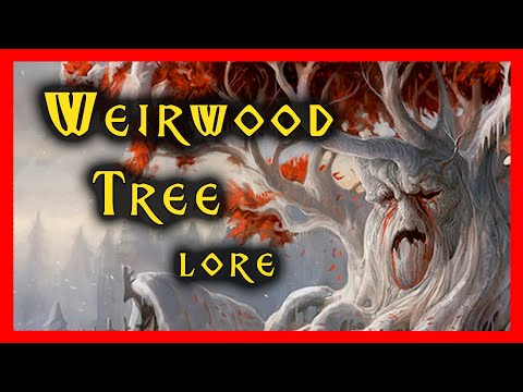 Weirwood Tree - Game Of Thrones, A Song of Ice and Fire - Lore and History
