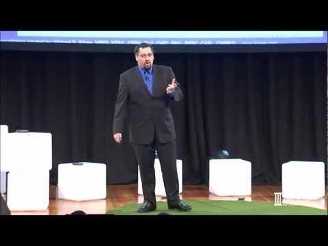 "Michael Kitces on ""Modern Portfolio Theory 2.0"" at Portfolio Construction Forum - Speaker Demo"