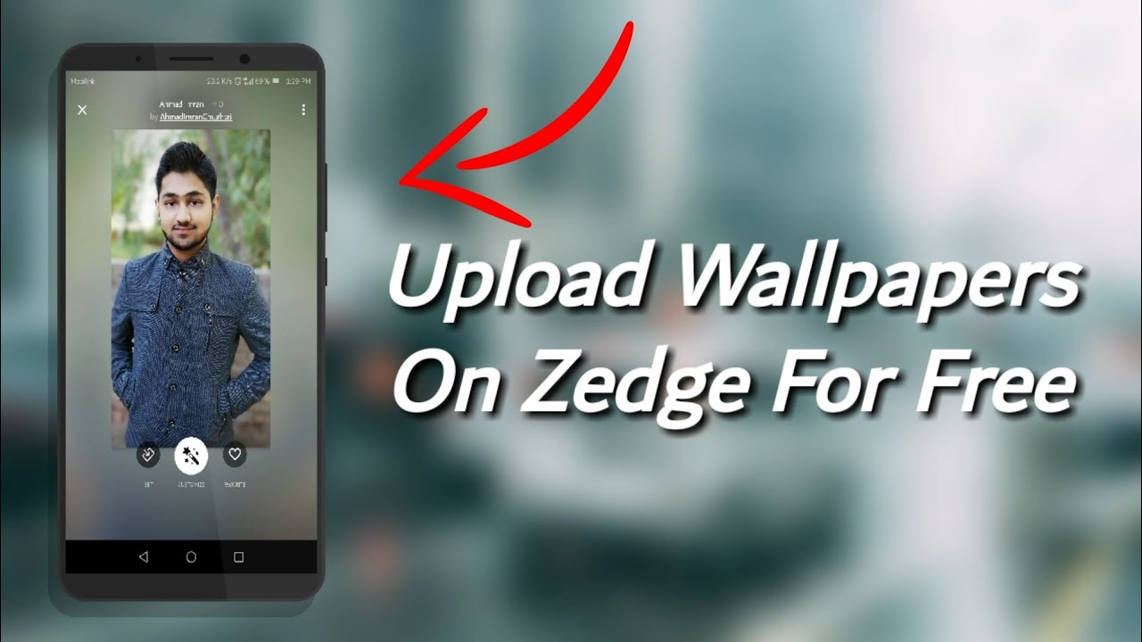 How To Upload Wallpapers On Zedge For Free 2019