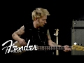 Green Day's Mike Dirnt on his NEW Fender Road Worn Signature P Bass | Fender