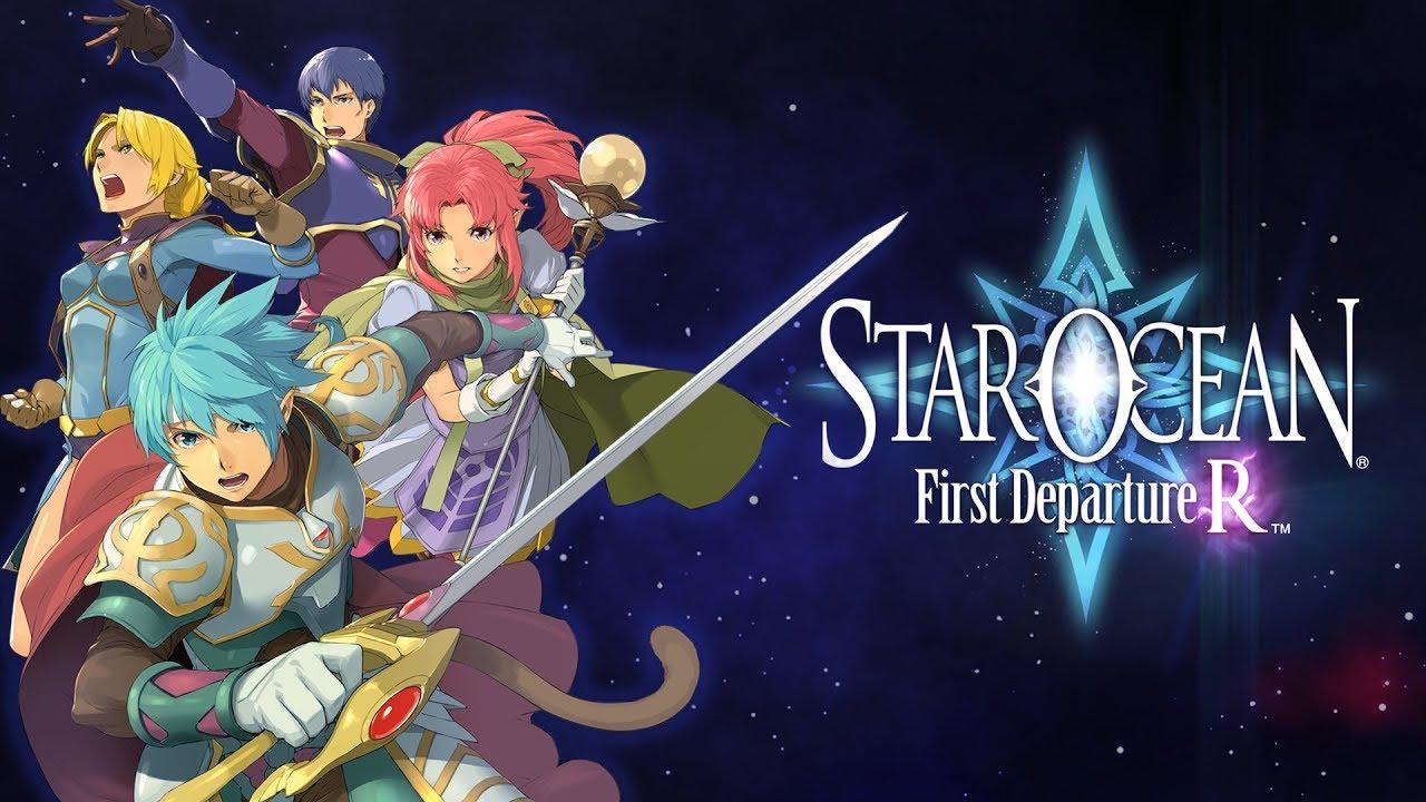 Launch Trailer για το STAR OCEAN First Departure R