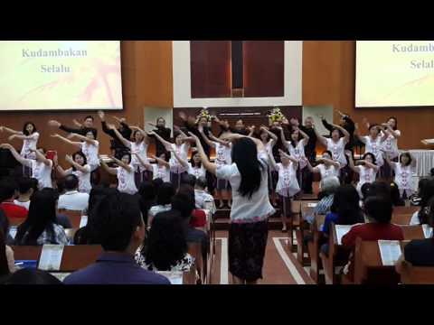 KasihMu Tuhan (Yulius Yuswanto) By Xaris Choir, Conductor: Ev. Selia Widjaja Mulyawan