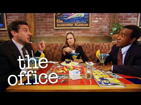 Chili's Meeting - The Office US