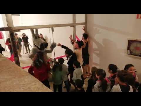 Inauguración do Salón do Libro Infantil e Xuvenil de Pontevedra