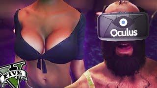 GTA V con OCULUS RIFT - Increible!! - NexxuzHD