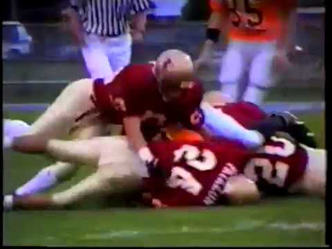 Brighton Bulldogs (MI) v. Utica Ford Falcons - 1997 Football Season (Game 1)