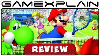 Mario Tennis Open - Video Review (Nintendo 3DS)