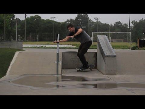 DALTON, GA Skatepark COCKaDOODLEdoo!!!! (HD)