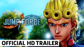 JUMP FORCE – Giorno Giovanna Launch Trailer