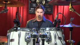 How to Play Triplets on the Drums