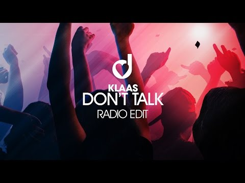 Klaas - Don't Talk