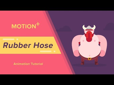 Motion+ - Rubber Hose V2 Rigging Script Tutorial - After Effects