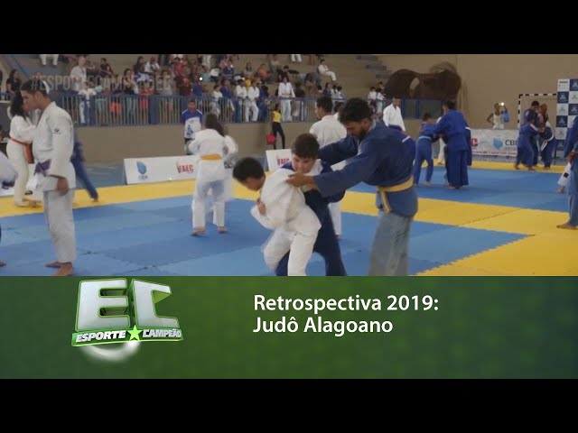 Retrospectiva 2019: Judô Alagoano