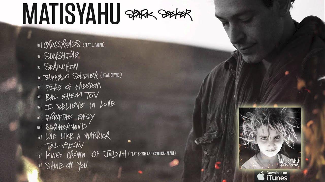 Matisyahu live like a warrior (spark seeker) by matisyahu.