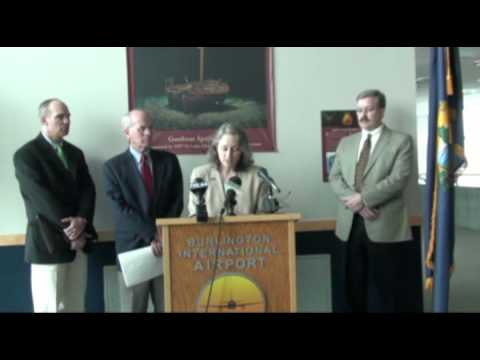 Rep. Welch outlines Vermont small business agenda at press conference in Burlington