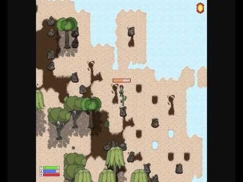 Quicksand Coastline: Possibly the worst game ever made!