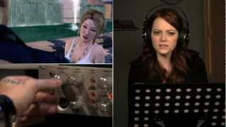 Behind the Scenes: Voice-Over Talent