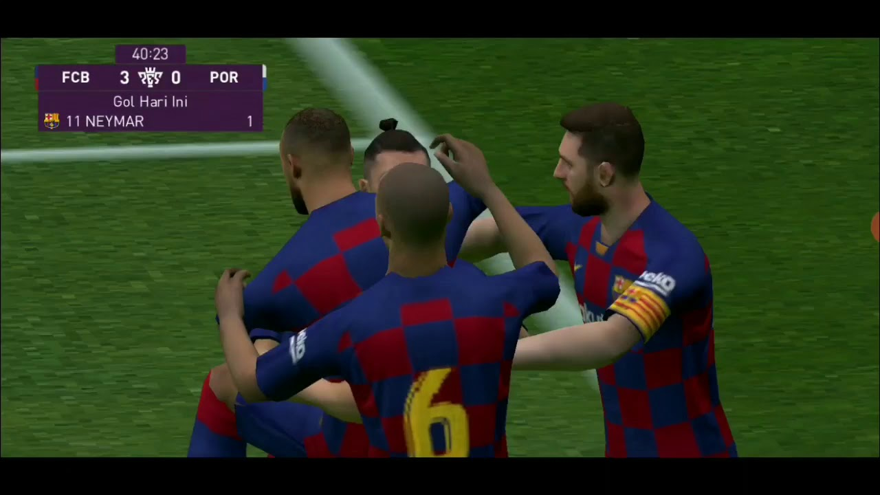 Porto Vs Barcelona