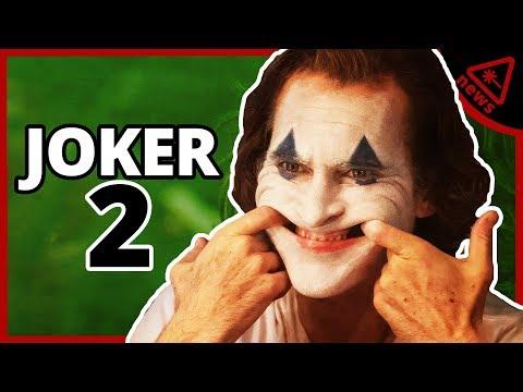 Joker 2? How Joaquin Phoenix is Pushing for a Sequel! (Nerdist News w/ Amy Vorpahl)
